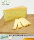 Senn Almkäse aus 100 % Heumilch aus dem Bregenzerwald – Käselaib