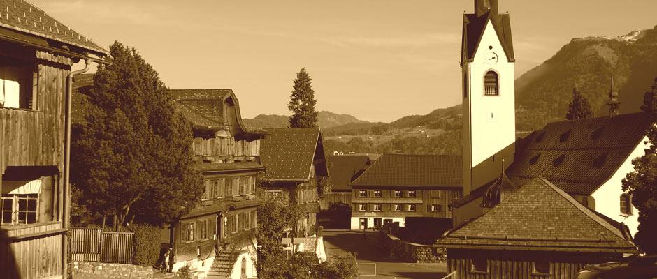Geschichte Käse Bregenzerwald