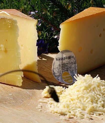 Käsespätzle Käsemischung
