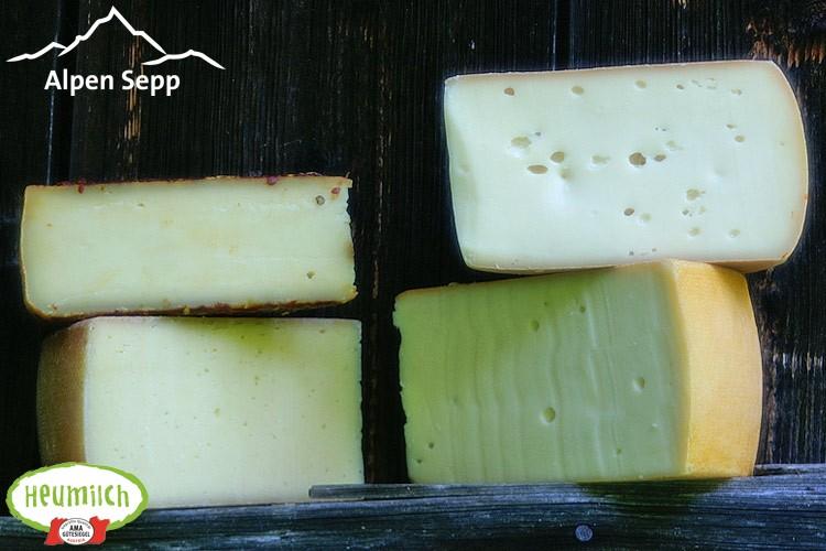 Käsespätzle Käsesorten Reibmischung