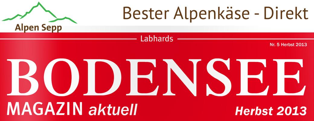 Bericht Bodensee Magazin Aktuell 2013