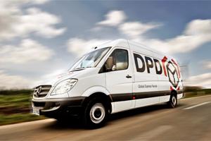 Käselieferung mit schnellem DPD Paketdienst