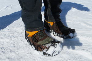 Ezy Shoes in der Praxis