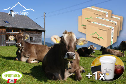 Das Alpen Sepp Überraschungsabo mit Butterschmalz