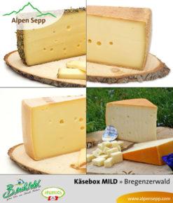 MILDE Käsebox vom Alpen Sepp