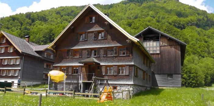 Urlaub und Erholung am Bauernhof