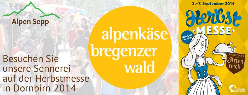 alpenkäse bregenzerwald Herbstmesse Dornbirn