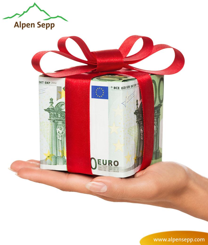 Gutscheine vom Alpen Sepp