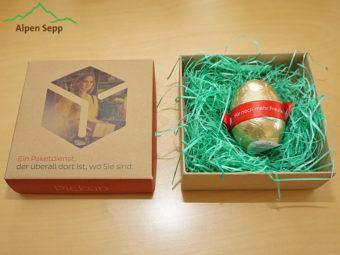 DPD Osternest Ostergeschenk