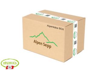 Alpenkäse Kennenlern Box