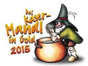 Kasermandl Gold 2015 Käseprämierungen