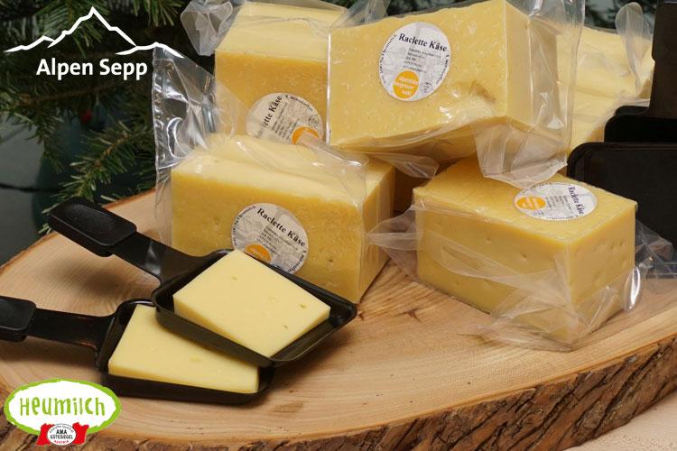 Bregenzerwälder Raclette Käse