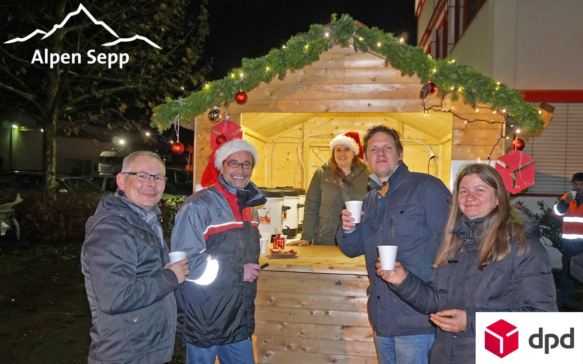 DPD Weihnachtsmarkt 2015