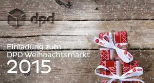 Einladung zum DPD Weihnachtsmarkt