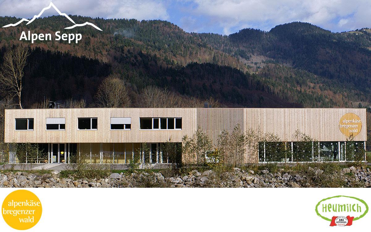 Sennerei alpenkäse bregenzerwald Genossenschaft