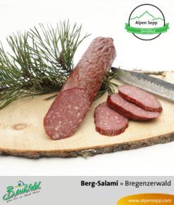 Bregenzerwälder Berg Salami