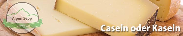 Casein oder Kasein im Käse Wiki vom Alpen Sepp