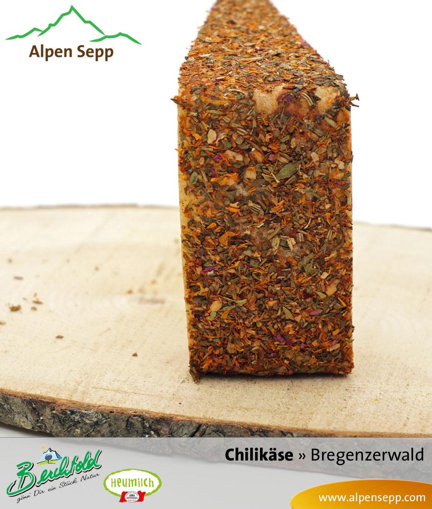 Bregenzerwälder Chilikäse