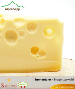 Bregenzerwälder Emmentaler