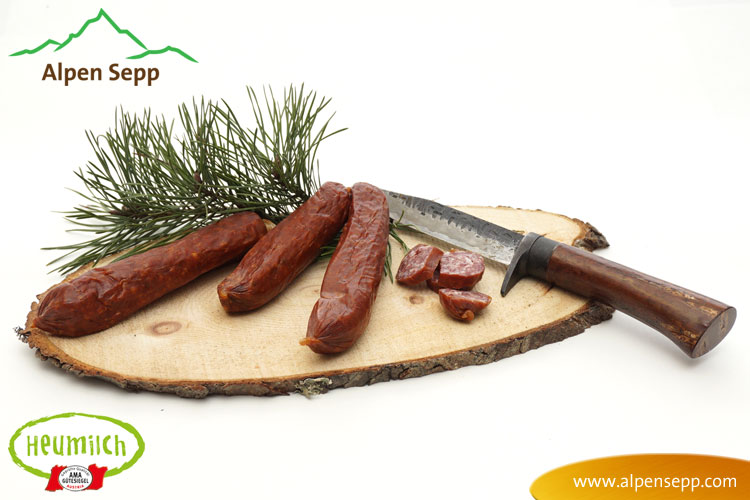 Bregenzerwälder Gams Wurzen