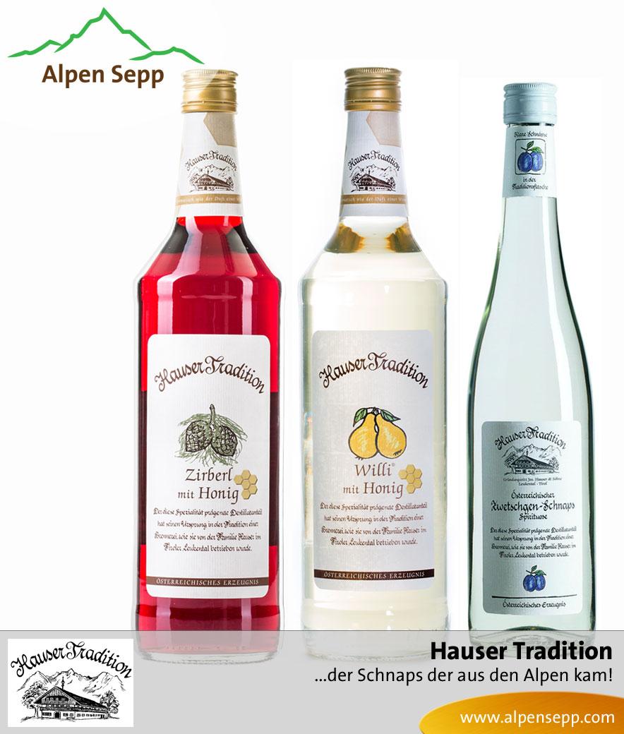 Hauser Tradition Schnaps 01