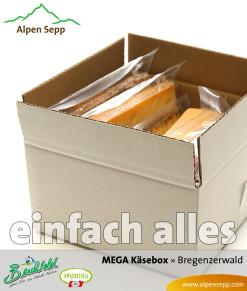 Bregenzerwälder MEGA Käsebox