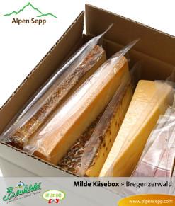Bregenzerwälder Milde Käsebox