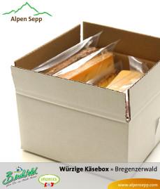 Bregenzerwälder Würzige Käsebox