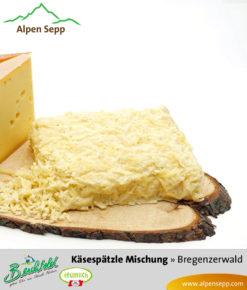Bregenzerwälder Käsespätzle Mischung
