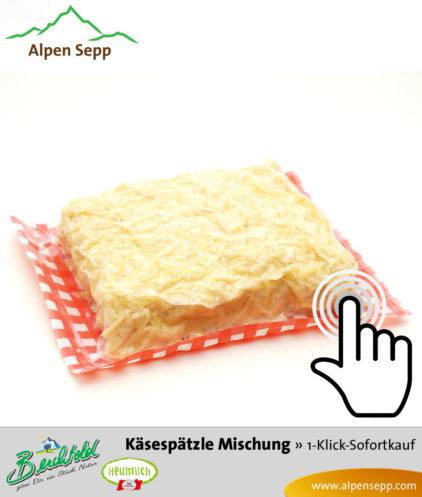 Bregenzerwälder Käsespätzle Mischung Sofortkauf