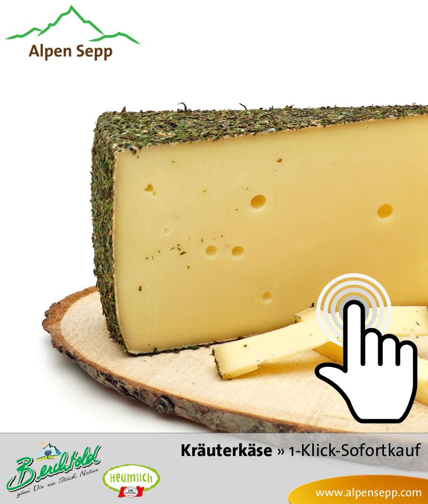Bregenzerwälder Kräuterkäse Sofortkauf