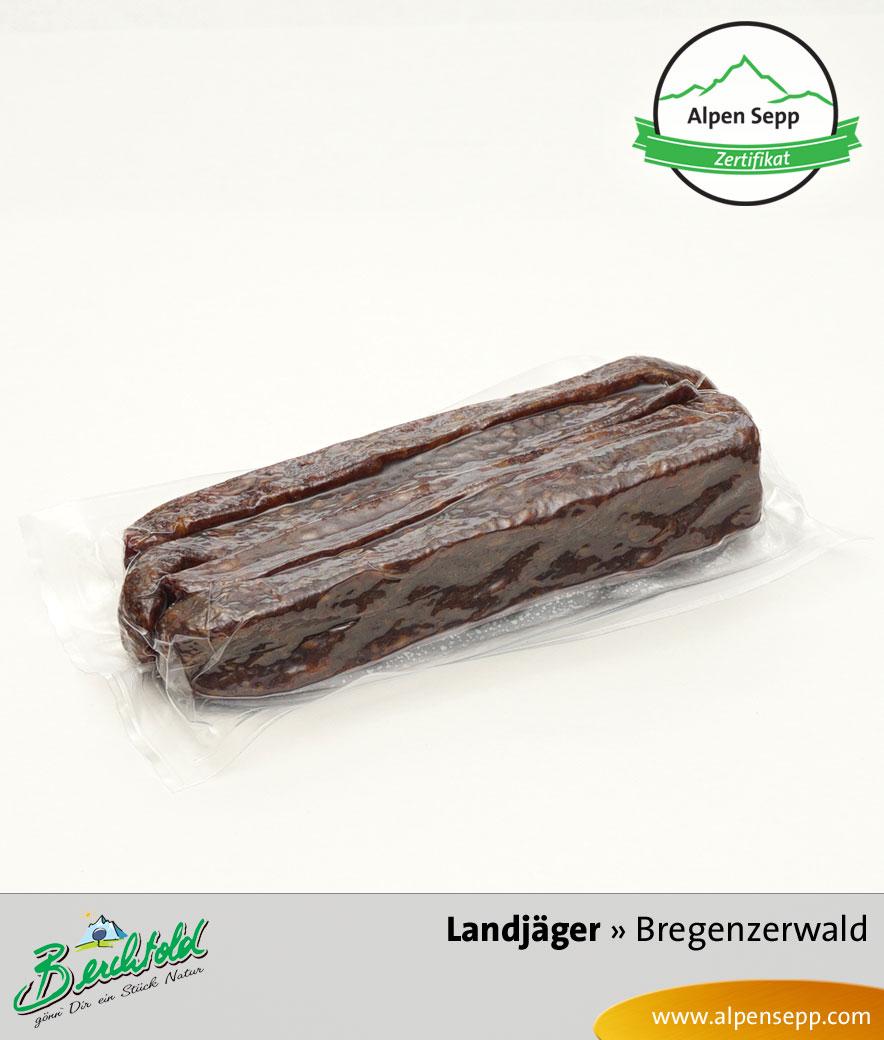 Bregenzerwälder Landjäger 2 Paar
