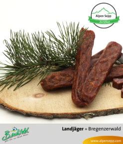 Bregenzerwälder Landjäger