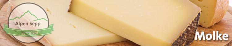 Molke im Käse Wiki vom Alpen Sepp