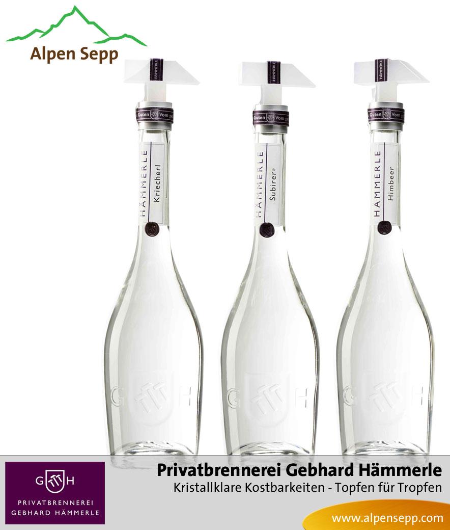 Privatbrennerei Gebhard Hämmerle Kostbarkeiten 01