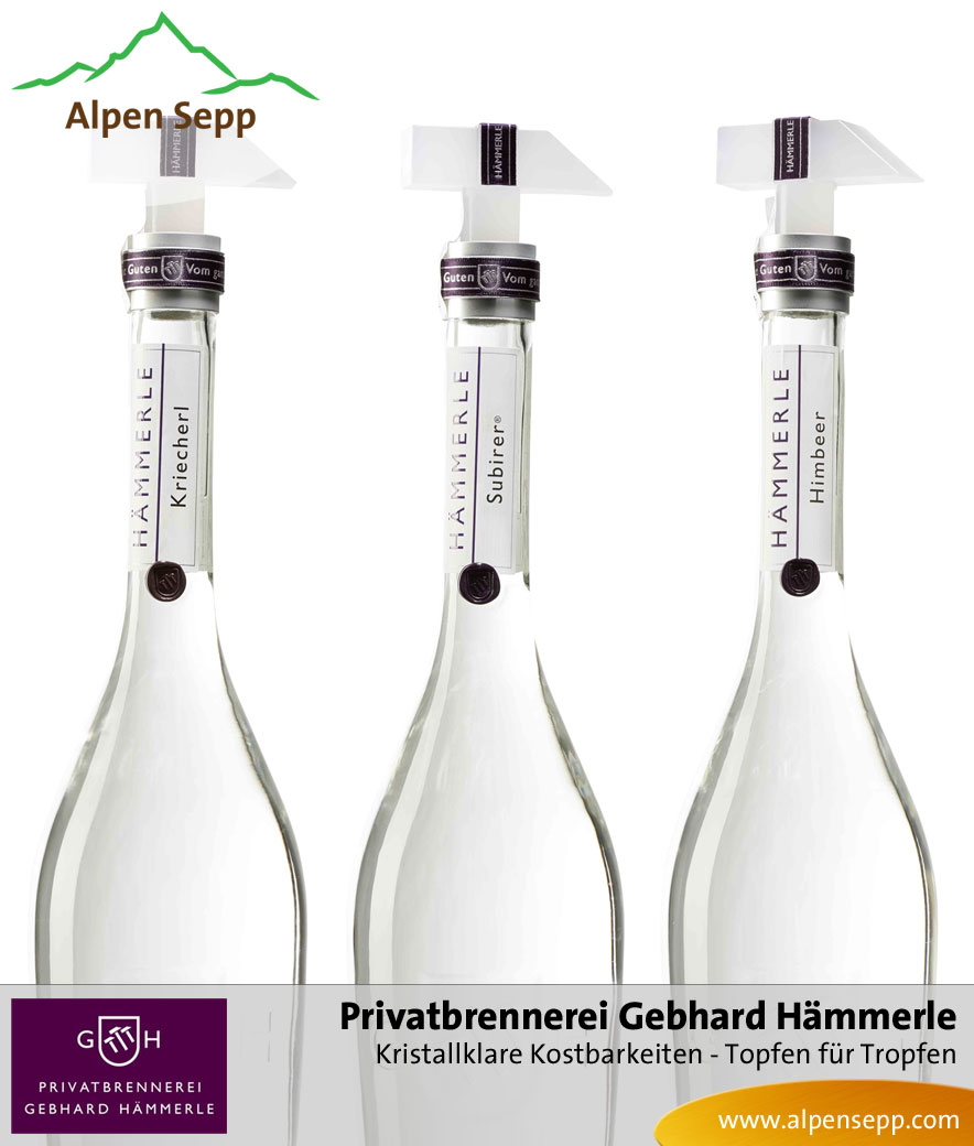 Privatbrennerei Gebhard Hämmerle Kostbarkeiten 02