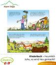 Heumilch Kinderbuch: Juhu so wird Heu gemacht