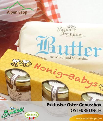 Genussbox Ostern vom Alpen Sepp