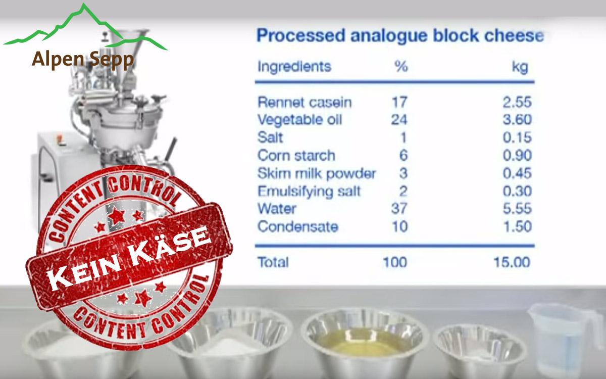 Gerichtsurteil: Vegane Produkte sind kein Käse