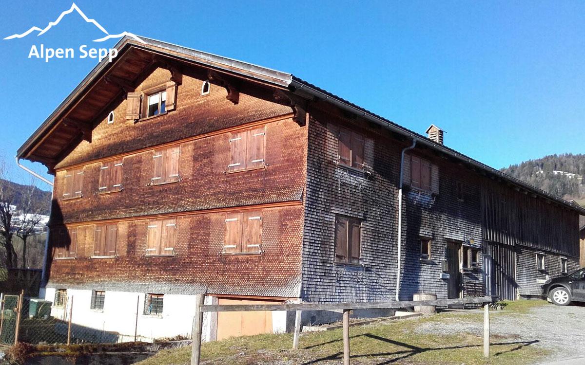 Bauernhaus Altholz