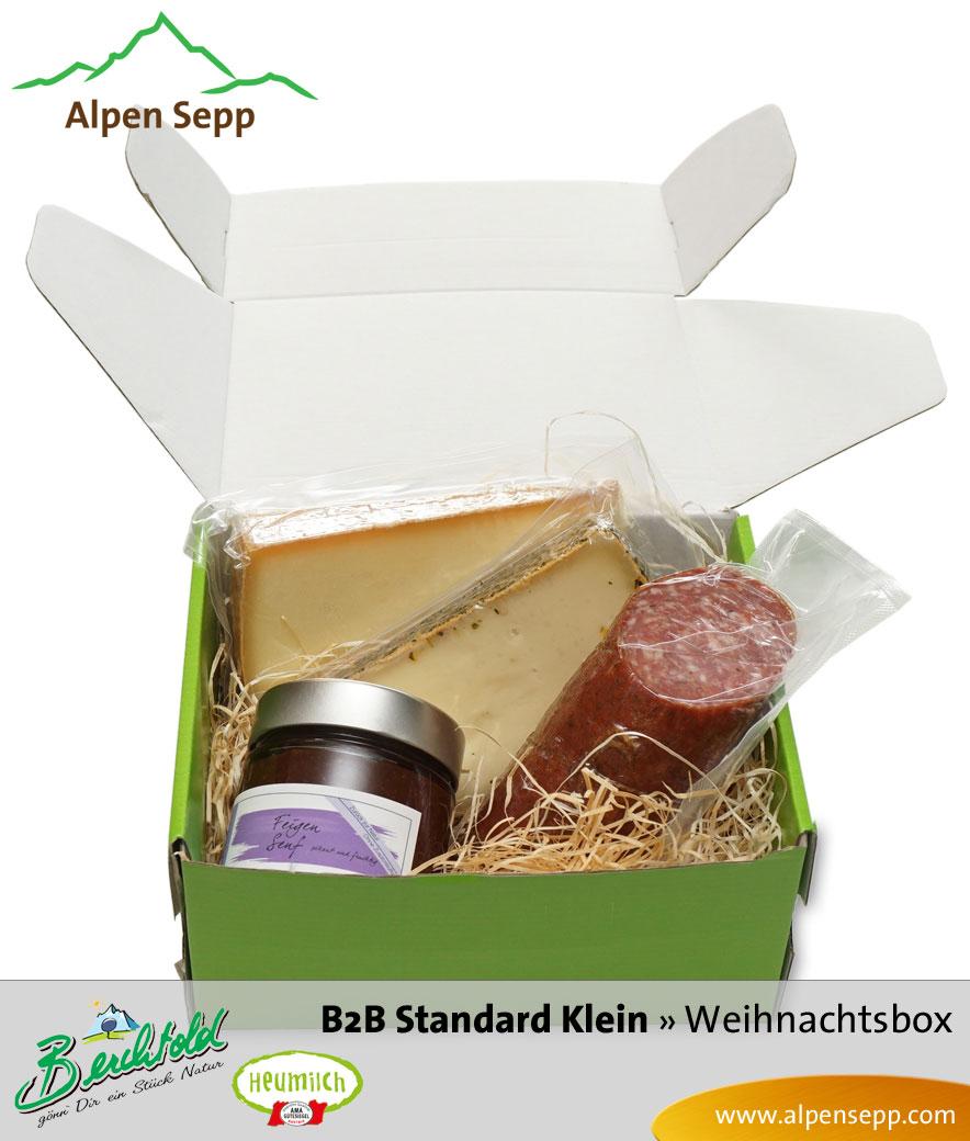 B2B Weihnachtsbox Standard klein