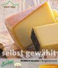 Wunsch Käsebox – Wähle 8x Alpenkäse
