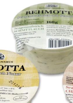 Rehmotta Brotaufstrich Schnittlauch