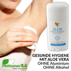 Deodorant mit Aloe Vera von forever