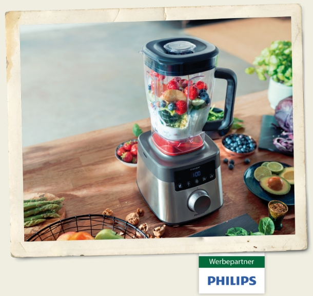 Philips Innergizer Mixer
