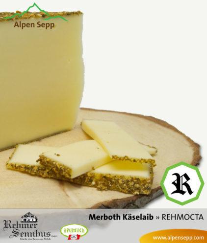 REHMOCTA Merboth Käselaib mit Orangenpfeffer