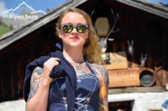 Südtirol Prettau Kasern Modeschau