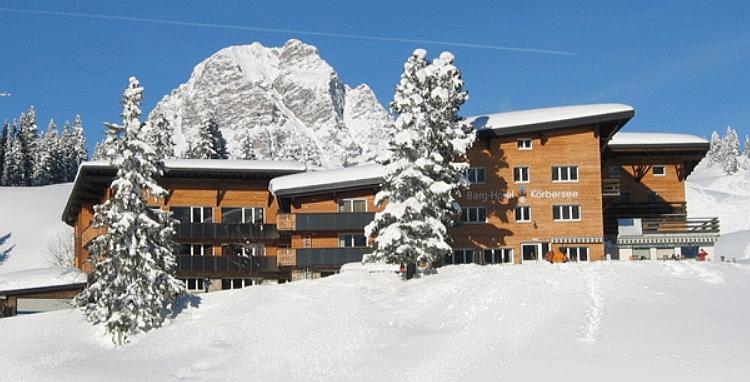 Berghotel Körbersee Schröcken Warth