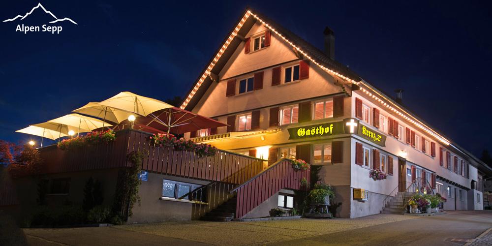 Gasthaus Kreuz Bildstein