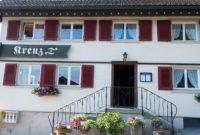 Gasthof Kreuz Bildstein Aussenfoto